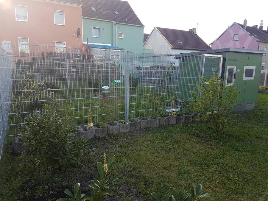 HeiniCoop Hühnerstall TRES - für 10 bis 20 normalgroße Hühner