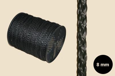 Seil für das Raubvogel Schutz Netz