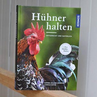Buch über artgerechte Hühnerhaltung